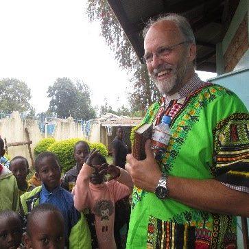 Laurence Biggs Mission Director trustee