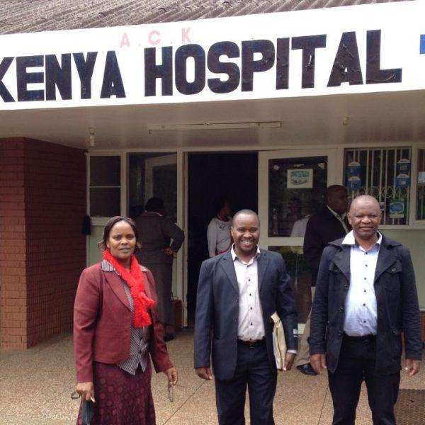 Mount Kenya hospital